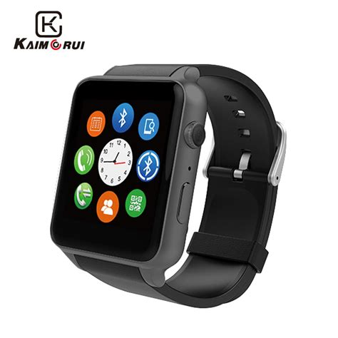 Kaimorui GT88 Smart Watch Android Pedometer Heart Rate