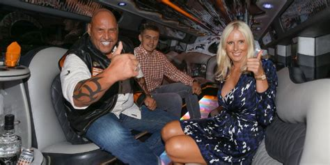 """Hannover - """"Hells-Angels""""-Boss Hanebuth plant Hochzeit in"""