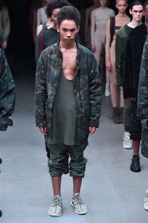 A Detailed Look At Kanye West's 'Yeezy Season 1' Range