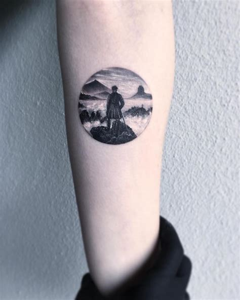 Delicate Tattoos Tell Fantastical Stories Through
