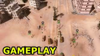 Syrian Warfare - GAMEPLAY [Syrian Conflict in a Video Game