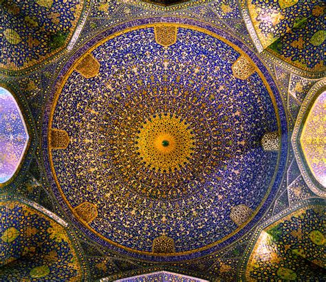 50+ Mesmerizing Mosque Ceilings That Highlight The Wonders