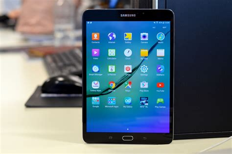 Samsung Galaxy Tab S3: Photo of tablet with S Pen leaks