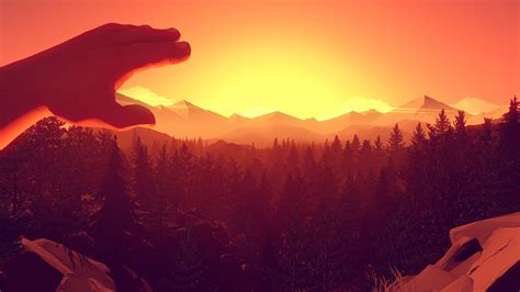 Firewatch, Campo Santo, Video Games Wallpapers HD