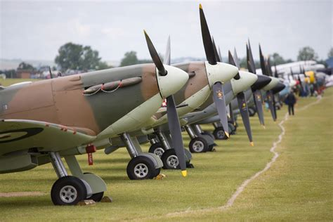 Cosmos Tours - Flying Legends, Duxford / GB, 8