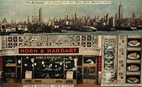 Iconic American Automat Brand Horn & Hardart is Back with