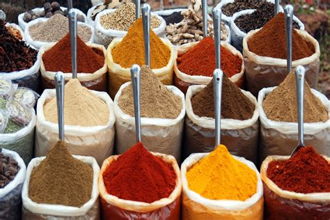 Spices & Agro Product Exporters | Indian Spices-Ajit