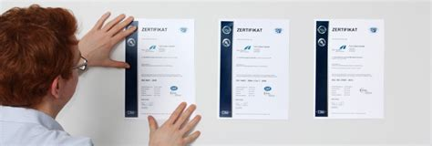 Toll Collect | Certificats