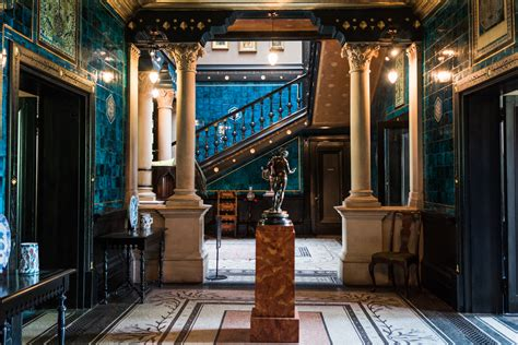 Friday fave :: The Cultivist UK launch at Leighton House