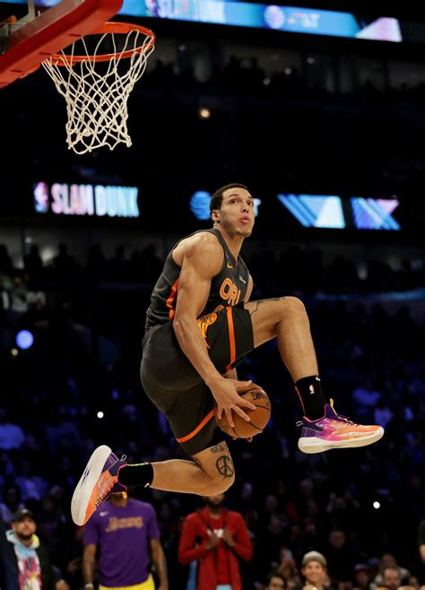NBA Slam Dunk Contest: Aaron Gordon loses another epic