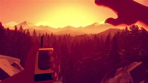 Lost in the woods: Campo Santo shows off the Firewatch PAX