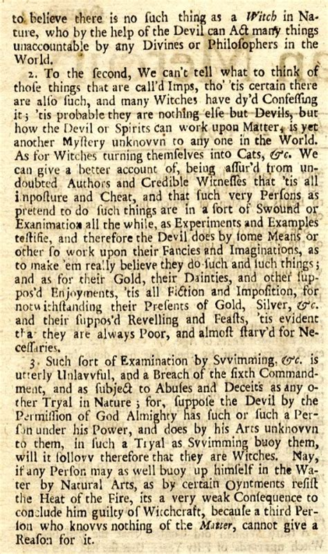 THE SALEM WITCH TRIALS! | The Mitchell Archives - Original
