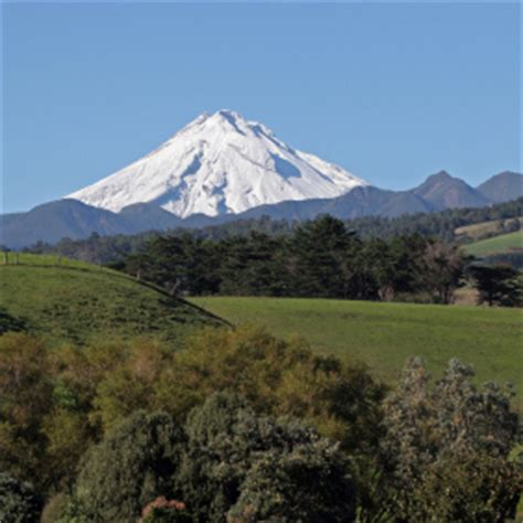 Motorhome Hire New Zealand - Scenic Mountains