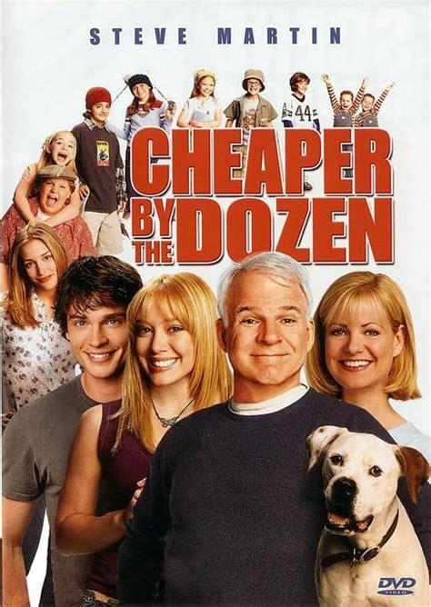 Download Cheaper by the Dozen 720p for free movie with torrent