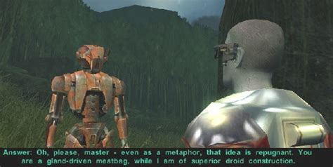 Knight of the Old Republic 2 - KotOR2 english article with
