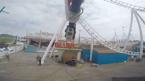 NEW RIDE Trimpers Rides Ocean City Maryland