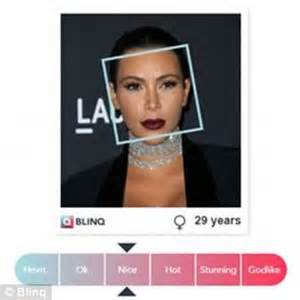 Blinq app rates the attractiveness of your selfies | Daily