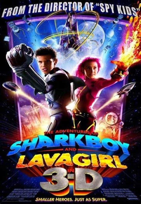 The Adventures of Sharkboy and Lavagirl 3-D (2005) (In