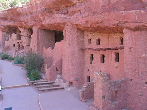 Manitou Springs, CO : Cliff Dwellings photo, picture