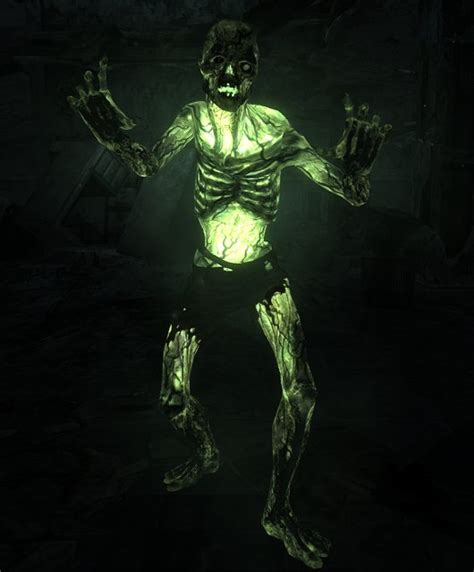 TheLozza's Mods: [☆REL] Fallout Ghoul Glowing One