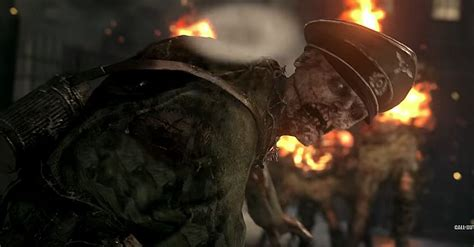 Official Call of Duty: WW2 – Nazi Zombies announcement