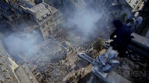 Assassin's Creed Unity Gameplay Demo -IGN Live: E3 2014