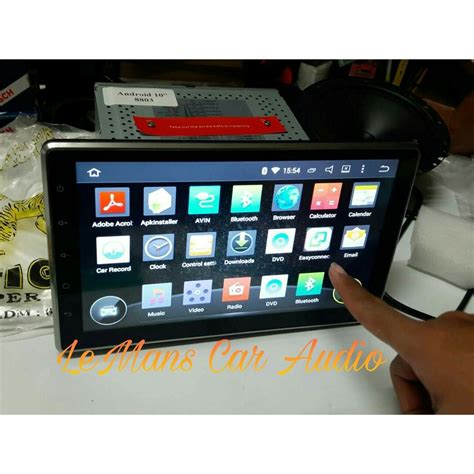 Jual HEAD UNIT MTECH ANDROID 8803 10 INCH HEAD UNIT MOBIL