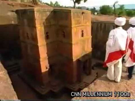 Lalibela - the history behind the Rock churches of