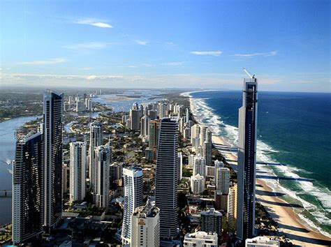 Skypoint Gold Coast Observation Deck Surfers Paradise at Q1