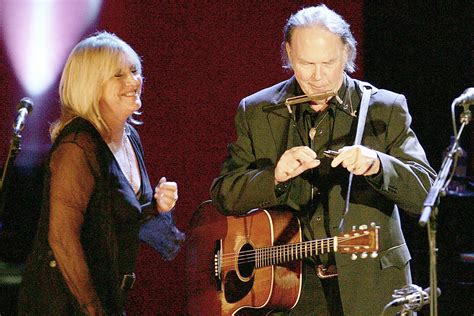 Neil Young Thanks Late Ex-Wife Pegi Young