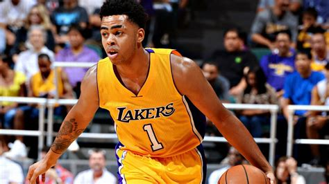 D'Angelo Russell at center of Los Angeles Lakers rift