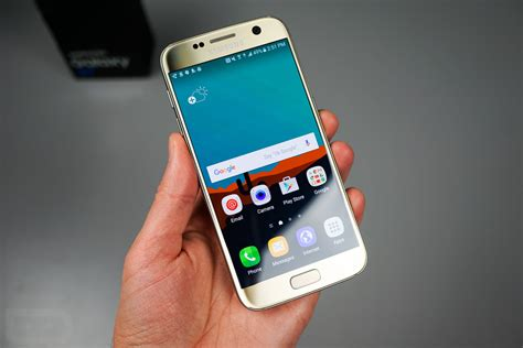 Samsung Galaxy S7 Unboxing!