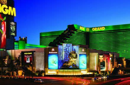 MGM Grand Las Vegas Promo Codes and Discount Coupons