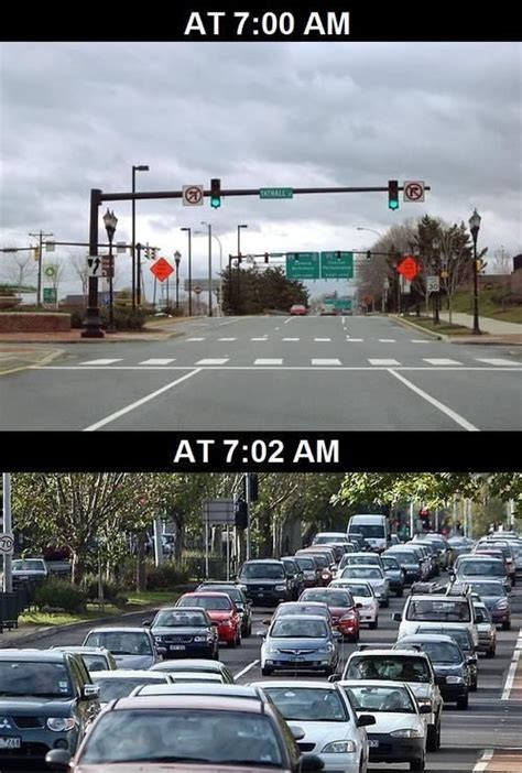 10 Most Relatable Traffic Frustrations | QuotesHumor