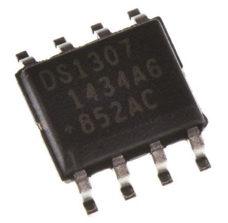 DS1307Z+T&R | Maxim DS1307Z+T&R, Real Time Clock (RTC