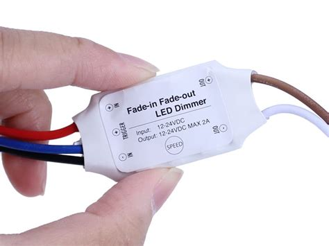 LED Dimmer   Fade-in Fade-out LED Dimmer from Oznium