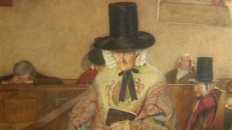 BBC Two - Welsh Icons, The Welsh hat and Salem