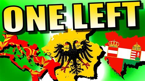 All Formable Nations Until Only 1 Left!   Hearts of Iron 4