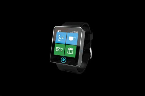 Microsoft's Smartwatch Might Work With iOS and Android