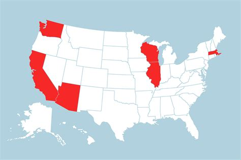 Map: There are now 12 cases of coronavirus in the US