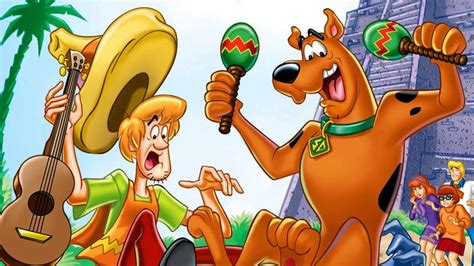Scooby-Doo! and the Monster of Mexico (2003) - Trakt