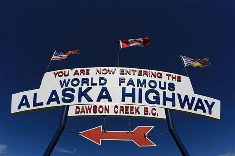 Alaska Highway, United States and Canada | Building the World
