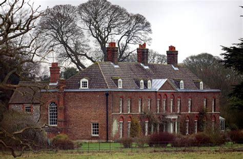 Prince William and Kate Middleton country house Amner Hall