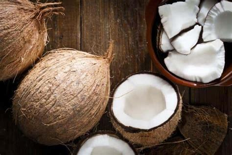 The nutritional benefits of coconut