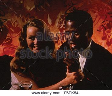 KATHARINE HOUGHTON & SIDNEY POITIER GUESS WHO'S COMING TO