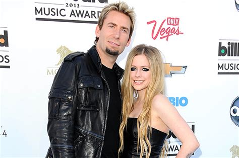 Chad Kroeger Finds Avril Lavigne Marriage Rumors 'Amusing
