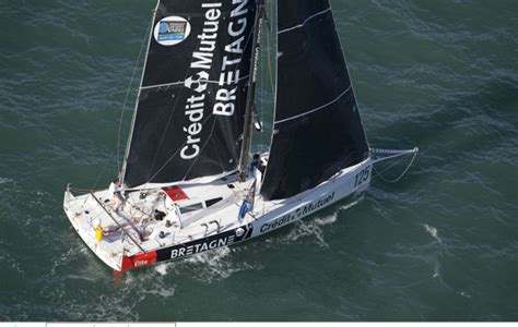 Gallery: A sunny send-off for the Transat Jacques Vabre