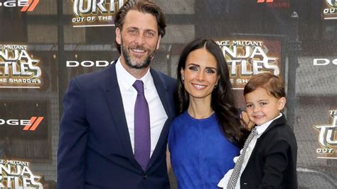 Jordana Brewster Welcomes a Second Son by Surrogate - ABC News