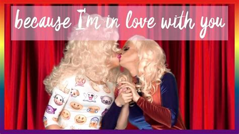 because I'm in love with you ~ trixya / trixie and katya