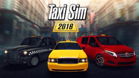 Taxi Sim 2016 - Android & iOS - Trailer - YouTube